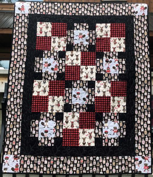 Purely Canadian Quilt from The Quilt Store in Canada