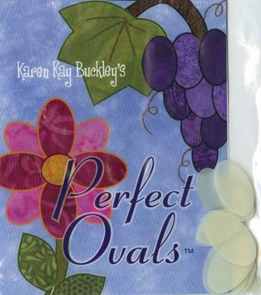 Karen K Buckley's Perfect Ovals available at The Quilt Store in Canada