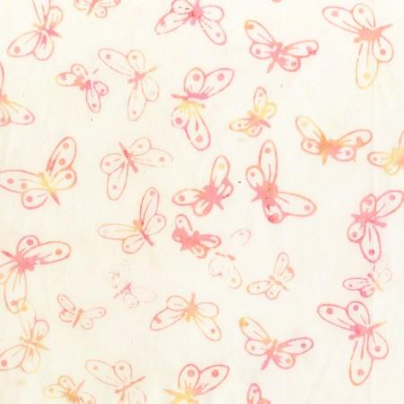 Anthology Fabrics Batik Blush available in Canada at The Quilt Store