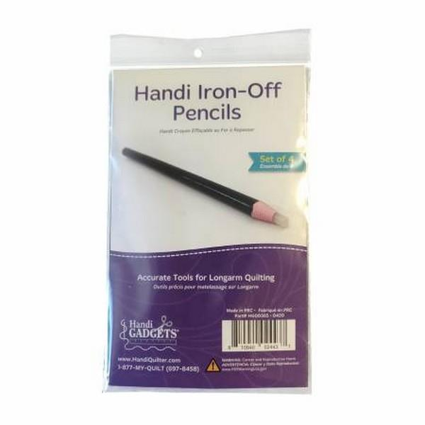 Handi Iron-Off Pencils available in Canada at The Quilt Store