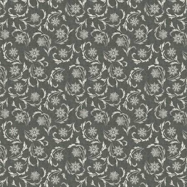 Modern Lodge Magic Scroll Dark Grey available at The Quilt Store in Canada