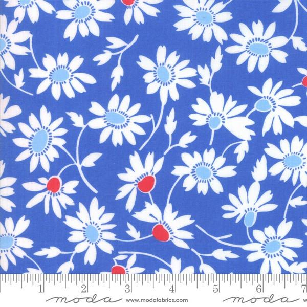 Back Porch Daisies by Me & My Sister for Moda available in Canada at The Quilt Store