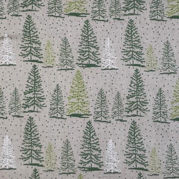Traditional Christmas Trees by The Craft Cotton Company available in Canada at The Quilt Store