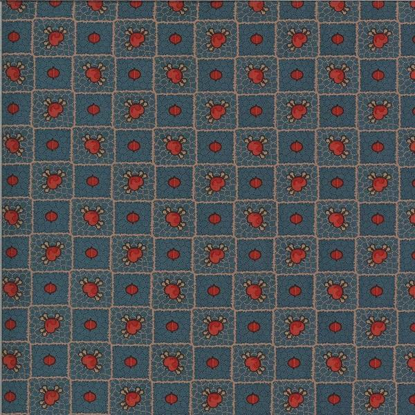 Yesterday Blue Blocks by Jo Morton for Moda available in Canada at The Quilt Store