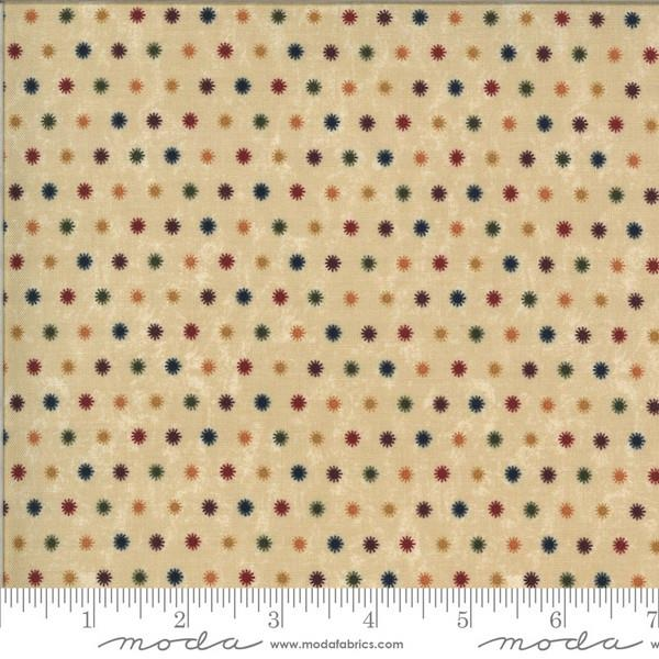 Bittersweet Lane Sand Dot by Kansas Troubles for Moda available in Canada at The Quilt Store