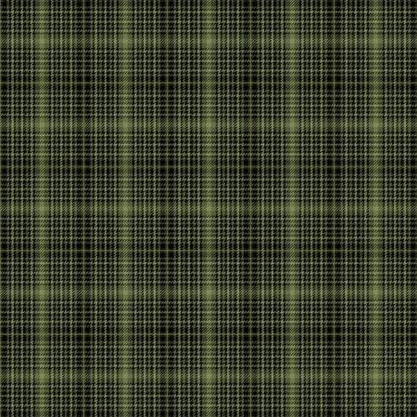 Autumn Elegance Green Plaid