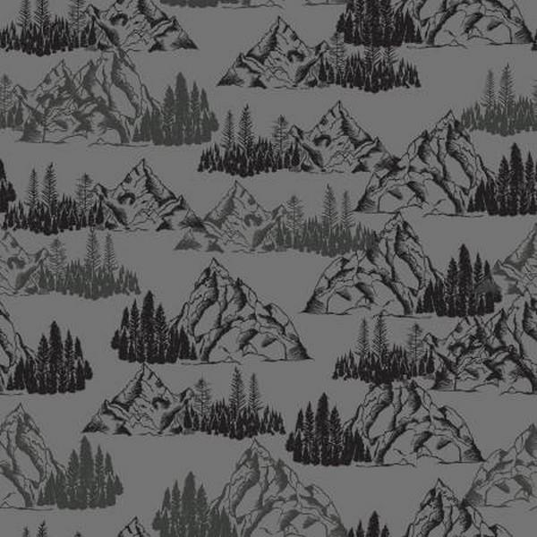Timberland Mountains by Riley Blake Designs available in Canada at The Quilt Store
