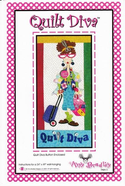 Quilt Diva by Amy Bradley available in Canada at The Quilt Store