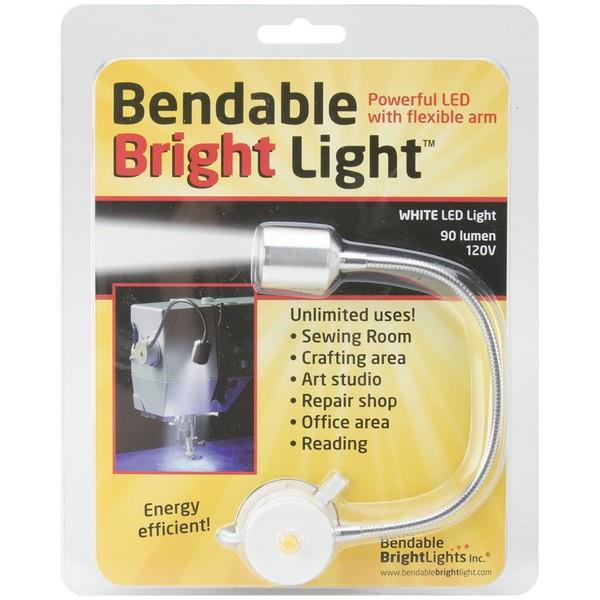 Bendable Bright Light available in Canada at The Quilt Store