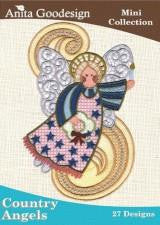 Anita Goodesign Country Angels