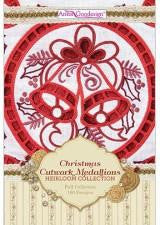 Anita Goodesign Christmas Cutwork Medallions