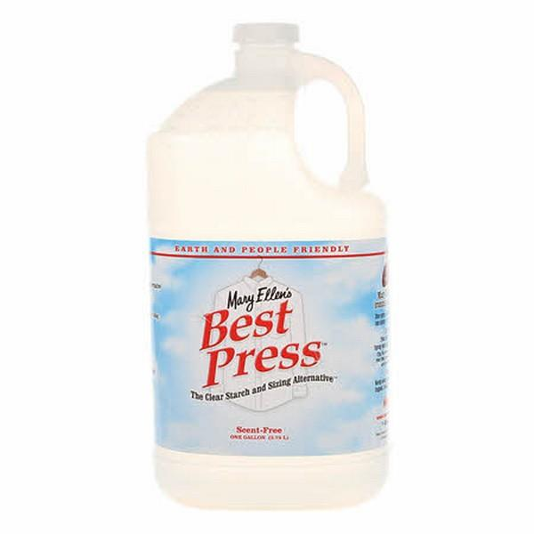 Best Press one Gallon available in Canada at The Quilt Store