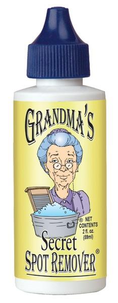 Grandma's Secret Stain Solution