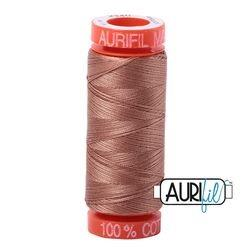 Aurifil 2340 Cafe Au Lait 50 wt 200m Available in Canada at The Quilt Store