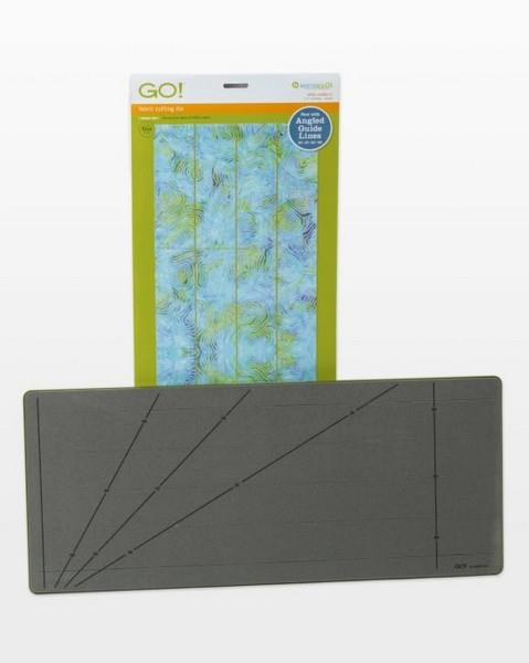 "GO! Strip Cutter 2"" available in Canada at The Quilt Store"