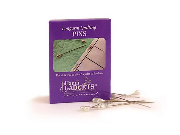 Handi Quilter Longarm Quilting Pins available in Canada at The Quilt Store