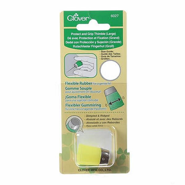 Clover Protect and Grip Thimble at The Quilt Store