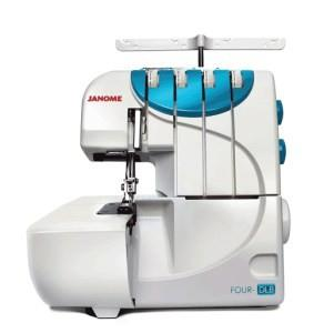 Janome Four DLB available in Canada at The Quilt Store