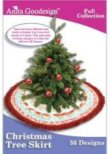 Anita Goodesign Christmas Tree Skirt