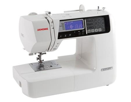 Janome 4120QDC available in Canada at The Quilt Store