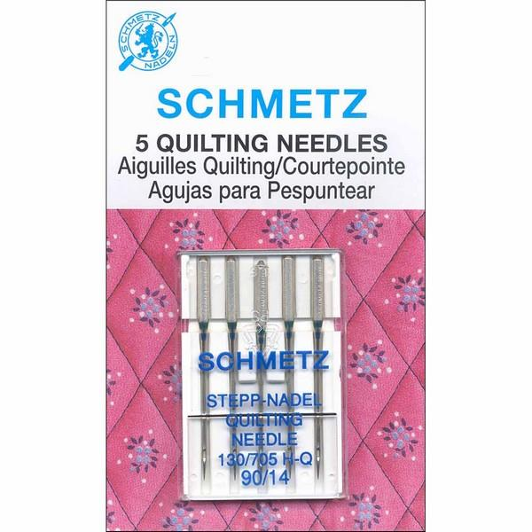 Schmetz Quilting Needles 90/14 available in Canada at The Quilt Store