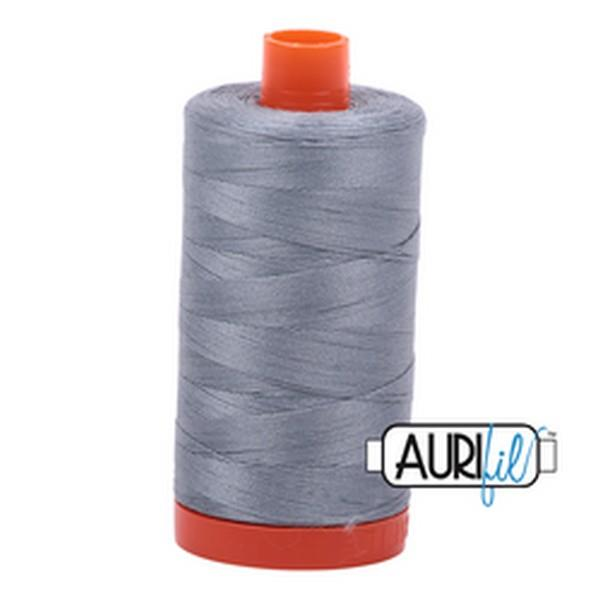 Aurifil 2610 50 Wt. Light Blue Grey available in Canada at The Quilt Store
