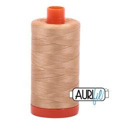 Aurifil 2318 - Cachemire 50 wt available in Canada at The Quilt Store