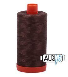 Aurifil 1140 Bark 50 wt available in Canada at The Quilt Store