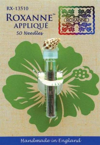 Roxanne Applique Needles (50ct)at The Quilt Store