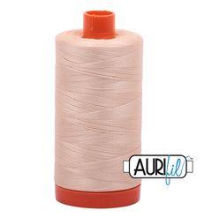 Aurifil 2315 - Pale Flesh 50 wt available in Canada at The Quilt Store