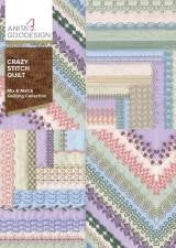 Anita Goodesign Crazy Stitch Quilt