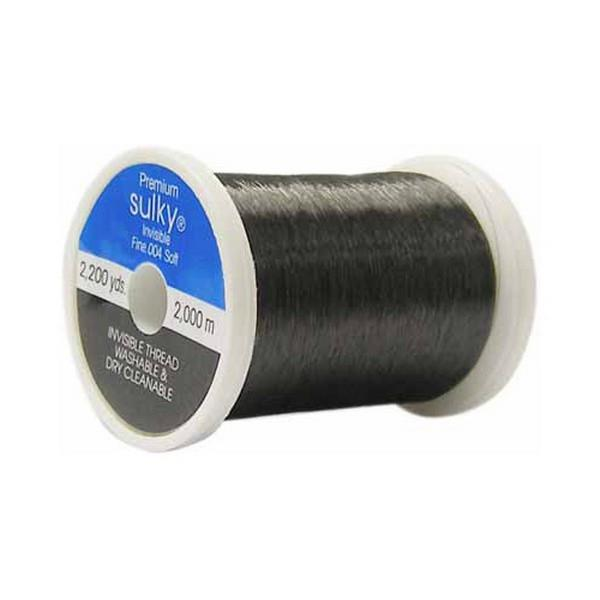 Sulky Invisible Thread Smoke available at The Quilt Store in Canada
