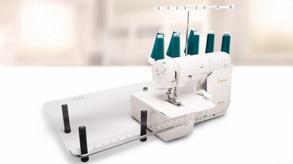 Baby Lock Extension Table Triumph / Ovation Serger available at The Quilt Store