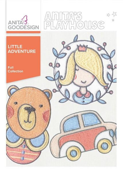 Anita Goodesign Little Adventure