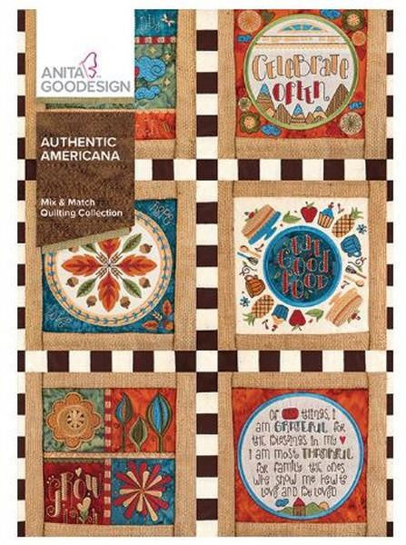 Anita Goodesign Authentic Americana at The Quilt Store