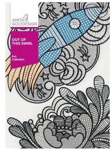 Out of the Swirl by Anita Goodesign at The Quilt Store