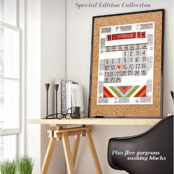 Anita Goodesign Perpetual Calendar at The Quilt Store