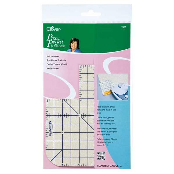 Clover Hot Hemmer available at The Quilt Store