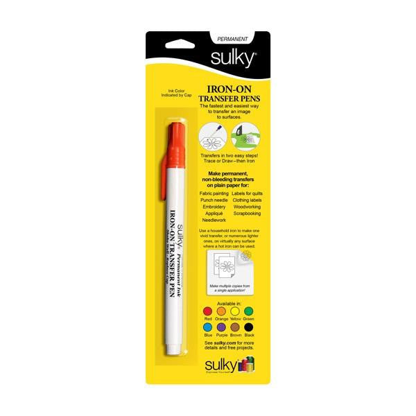 Sulky Transfer Pen - Orange