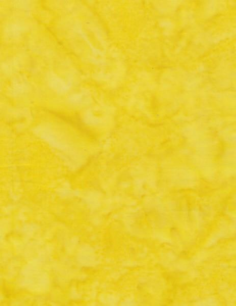 Be Colourful Bright Yellow by Anthology Fabrics available in Canada at The Quilt Store