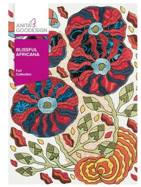 Blissful Africana by Anita Goodesign available in Canada at The Quilt Store