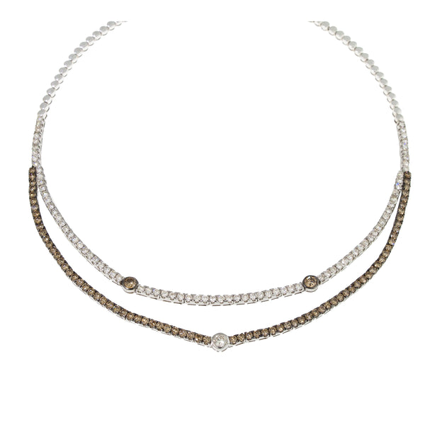 Salon |  Diamond Necklace