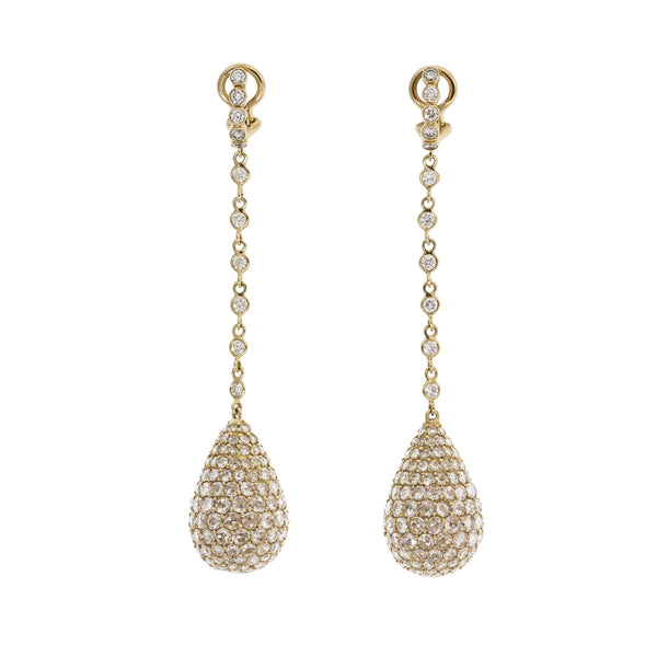 Enchant |  Diamond Earrings