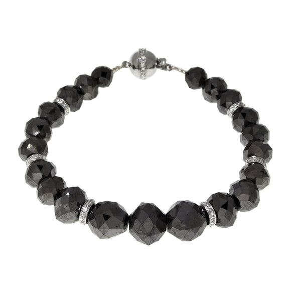 Shine |  Black Diamond Bracelet
