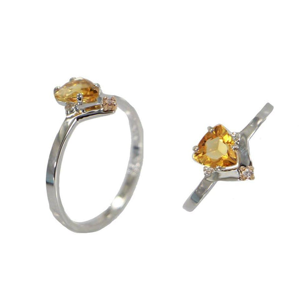 Lumina |  Citrine Ring
