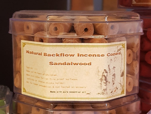 Backflow Incense