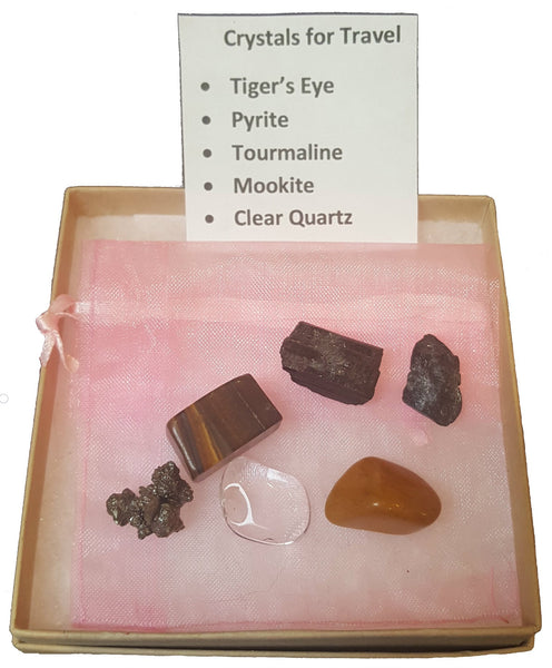 Crystal Set for Travel
