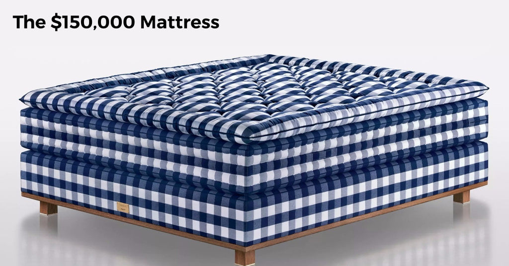 The Most Expensive Mattress In The World