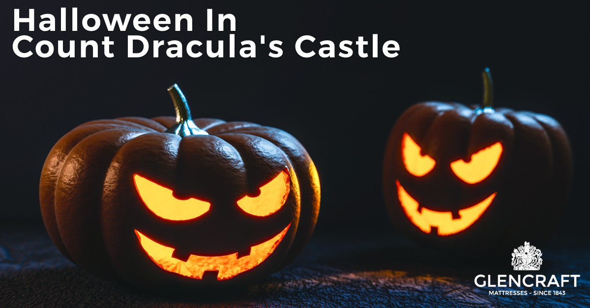 Halloween in Count Dracula's Castle
