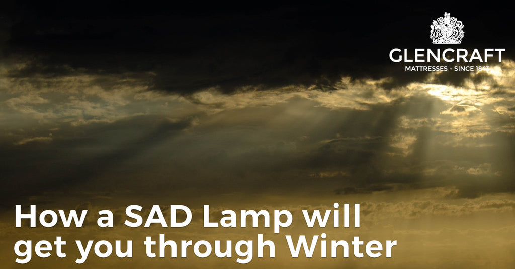 How a SAD Lamp will get you through Winter